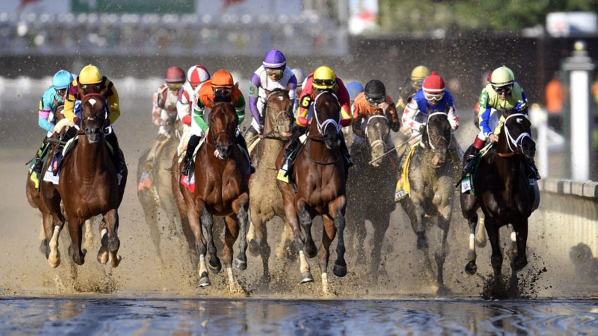 Is Betting the Kentucky Derby Really as Easy as Going Chalk? article feature image