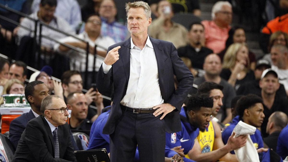 Warriors Remain Overwhelming Title Favorites Despite Game 2 Loss article feature image