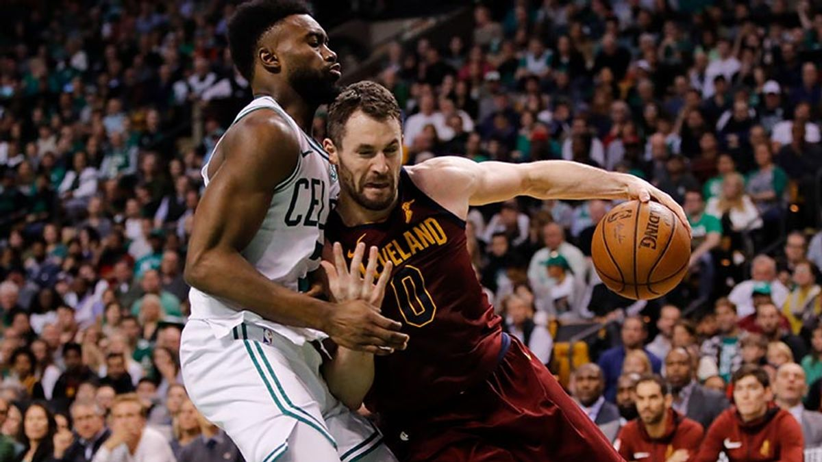 Game 2 Trends in Cavs-Celtics: Count on Cleveland to Bounce Back? article feature image