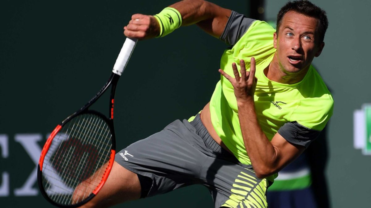 Thursday's ATP Daily Hitter: Anderson or Kohlschreiber in Madrid? article feature image