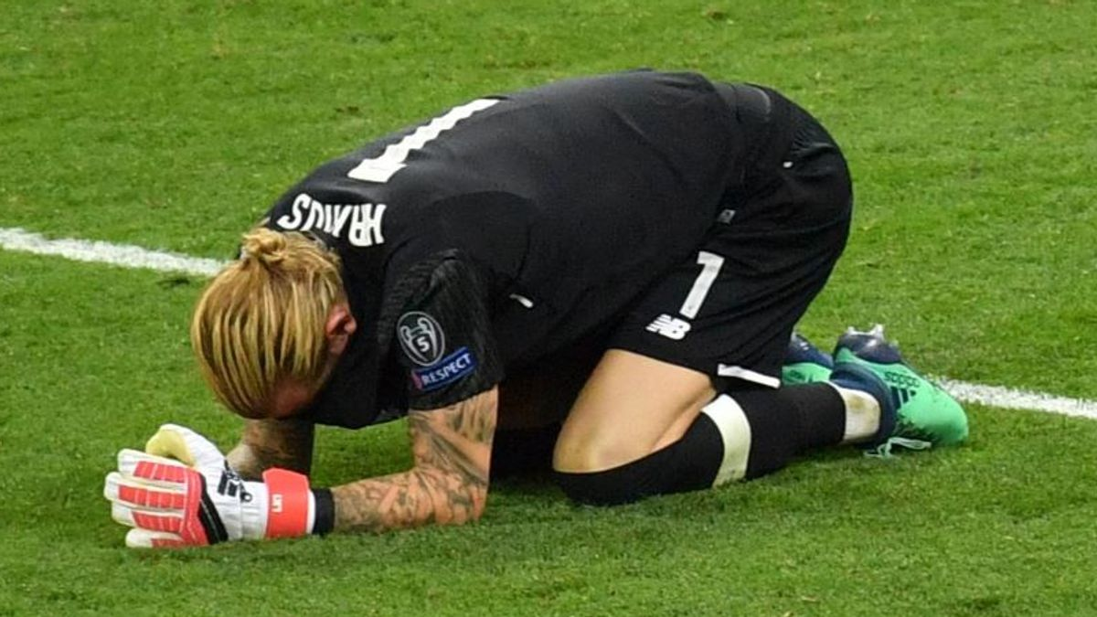 Champions League Final Moose: Two Loris Karius Howlers Ruin Under Bets article feature image