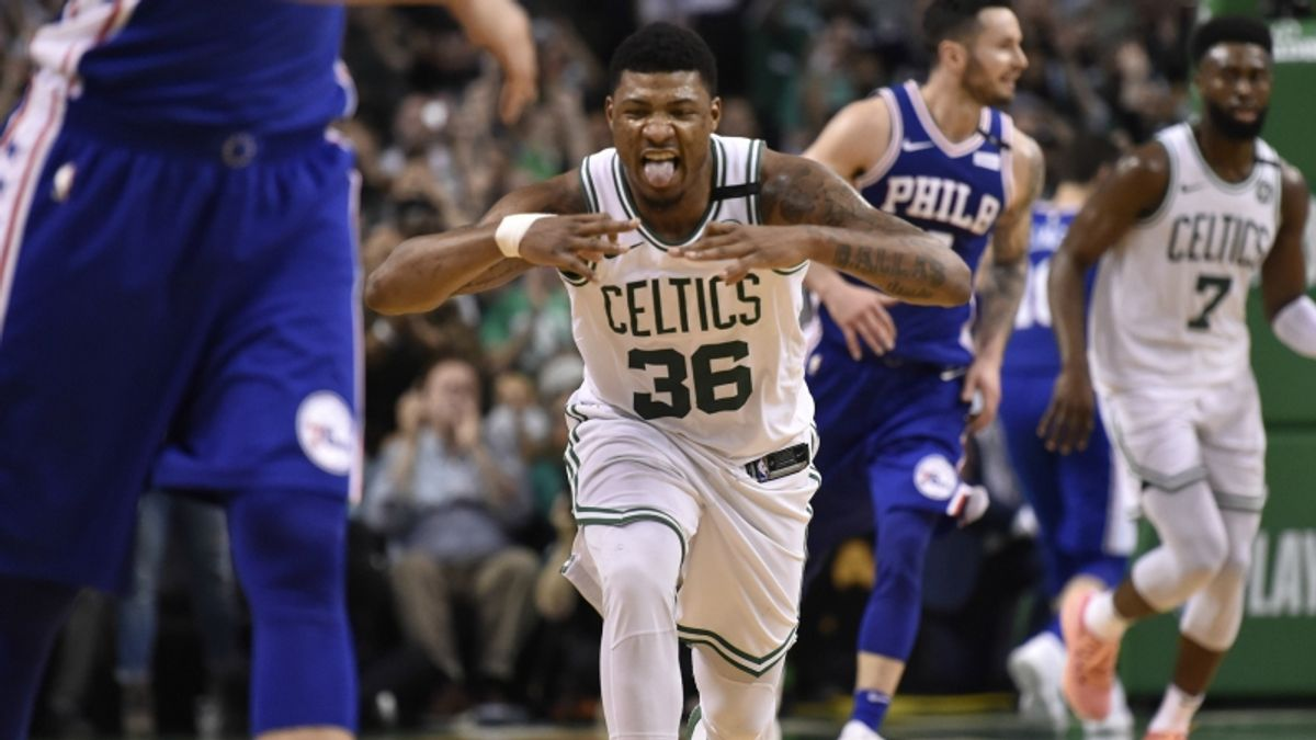 How Sharps Are Betting Celtics-Sixers Game 3 article feature image