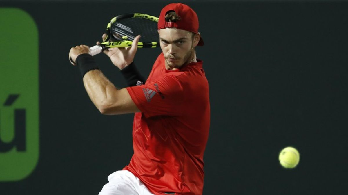 ATP Daily Hitter: Young Guns Fucsovics and Marterer Square Off In Munich article feature image
