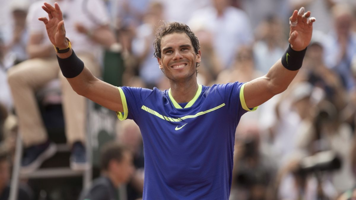 2018 ATP French Open Betting Preview: Can Anybody Beat Rafael Nadal? article feature image