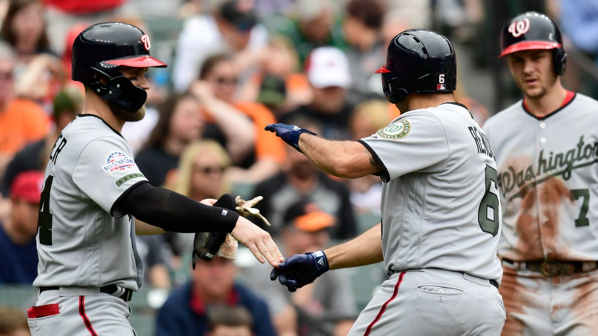 Three MLB Matchups the Public is Hammering Tuesday article feature image