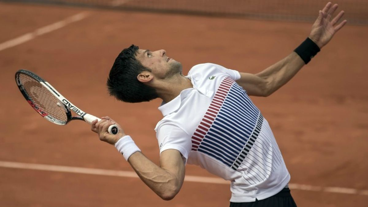 ATP Daily Hitter: Madrid Monday Afternoon Action article feature image