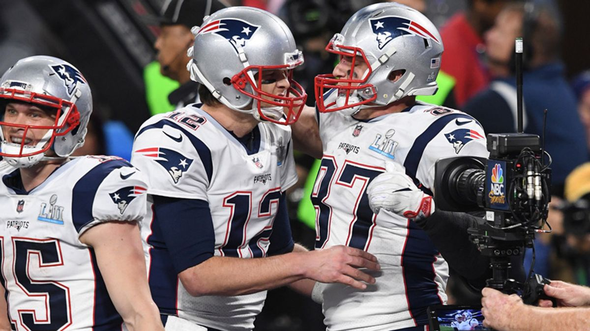 The New England Patriots and Value at -500 Odds article feature image