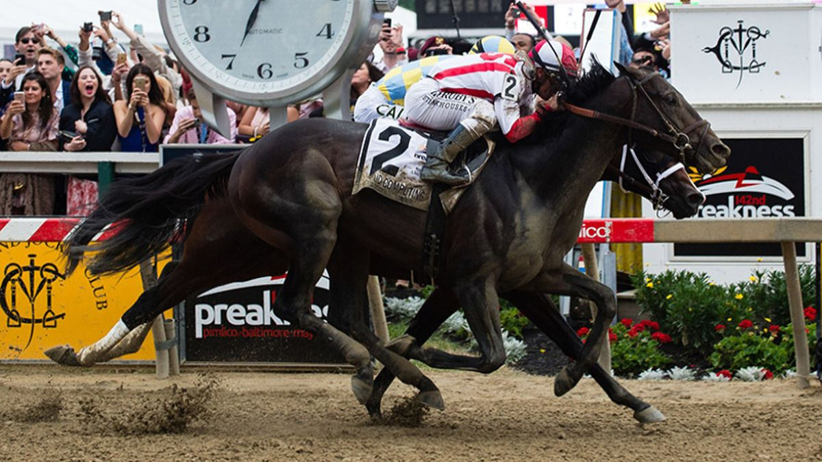 2018 Preakness Stakes Odds article feature image
