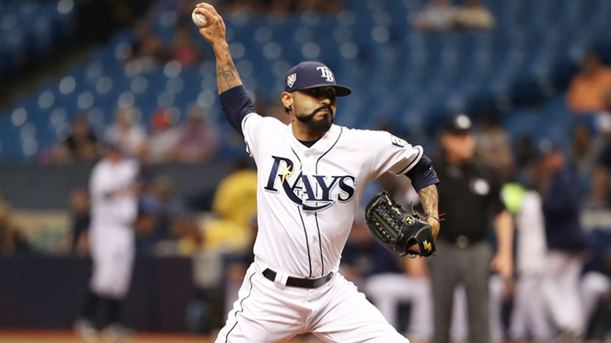 MLB Betting Notes: Another Opener Day for the Rays, Starring Sergio Romo article feature image