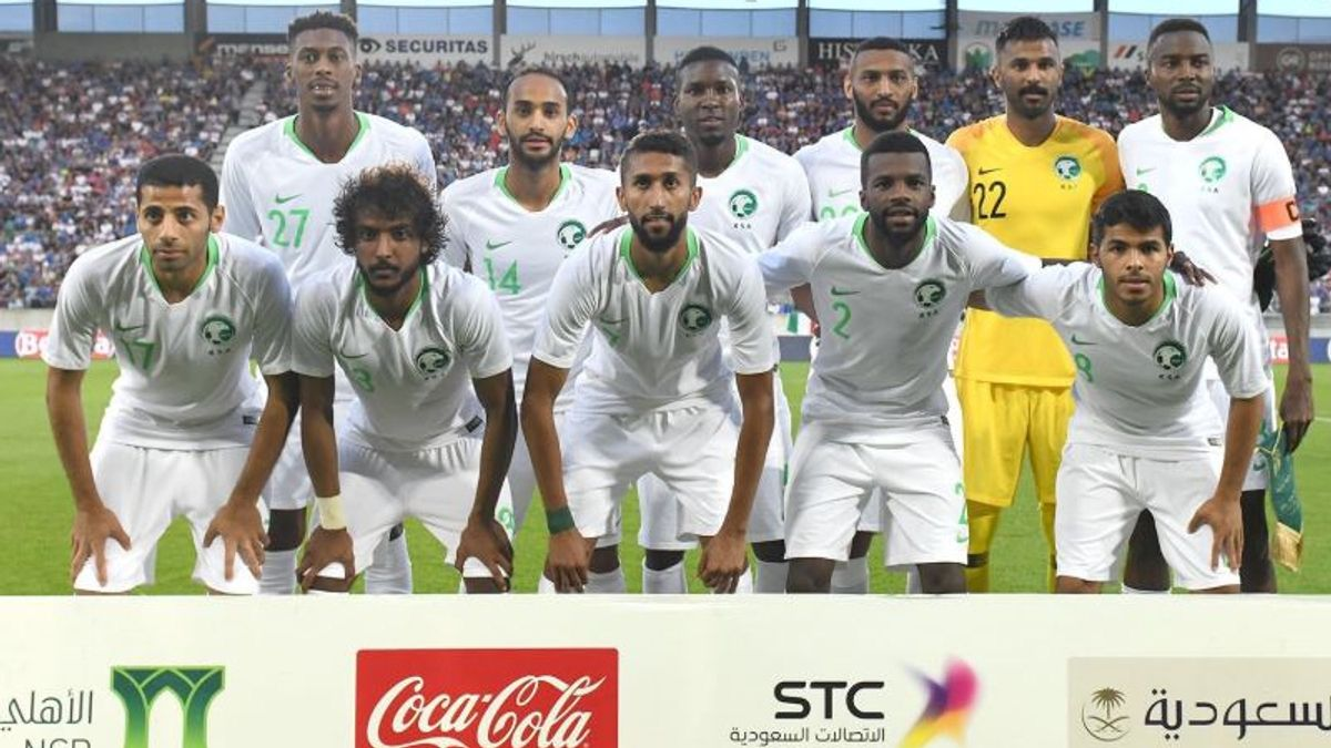 Will Saudi Arabia Avoid A Winless World Cup? article feature image