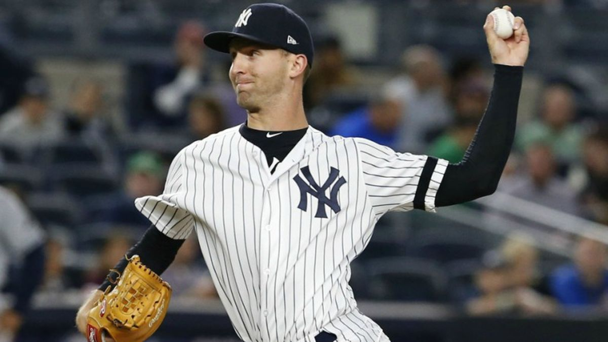 Yankees Bullpen Blows Up, Tomlin Over Cashes article feature image