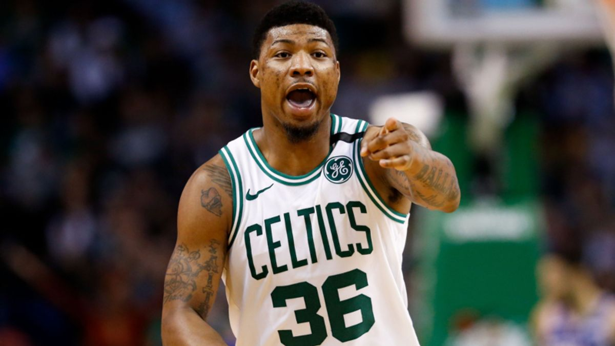 Smart Money: Celtics Try Not To Cover, Still Do article feature image