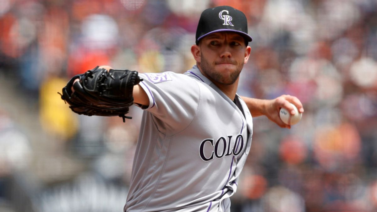 Saturday's MLB Over/Under: Attacking a Coors Field Total article feature image