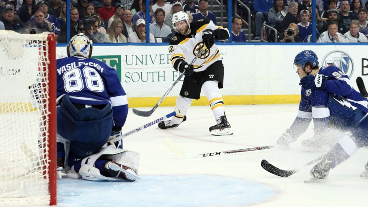 Total Shock: Lightning-Bruins Game 3 Somehow Stays Under article feature image