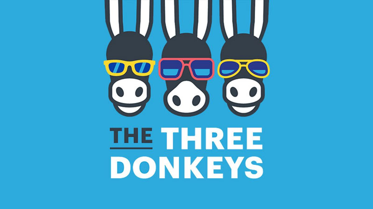 The Three Donkeys Podcast, Episode 44: DFS, Gambling Olympics, and Lodden Thinks article feature image