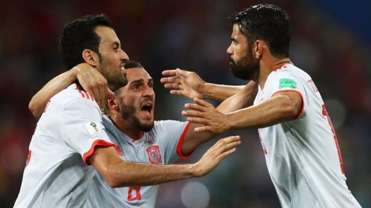 World Cup Day 7 Betting Recap: Favorites Spain, Portugal, Uruguay Earn Narrow Victories article feature image