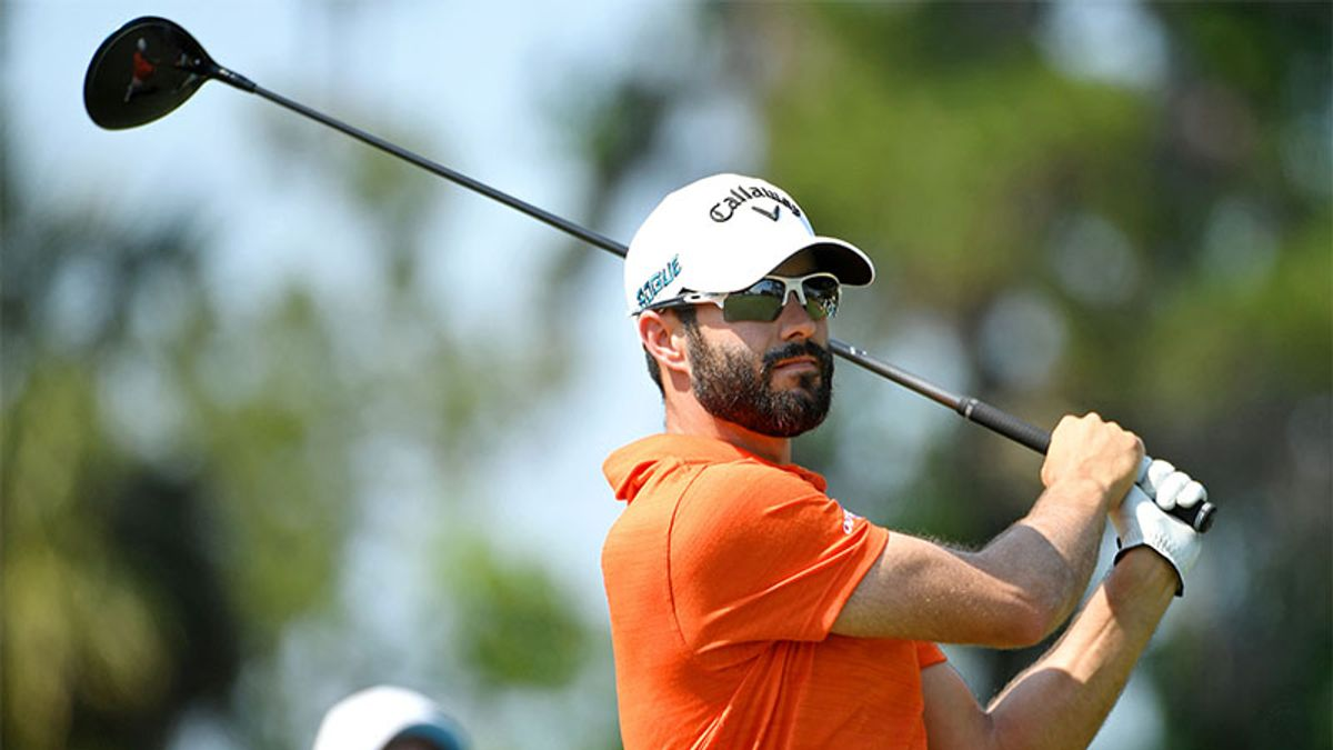 Adam Hadwin 2019 British Open Betting Odds, Preview: A Potential Top-20 at Portrush? article feature image