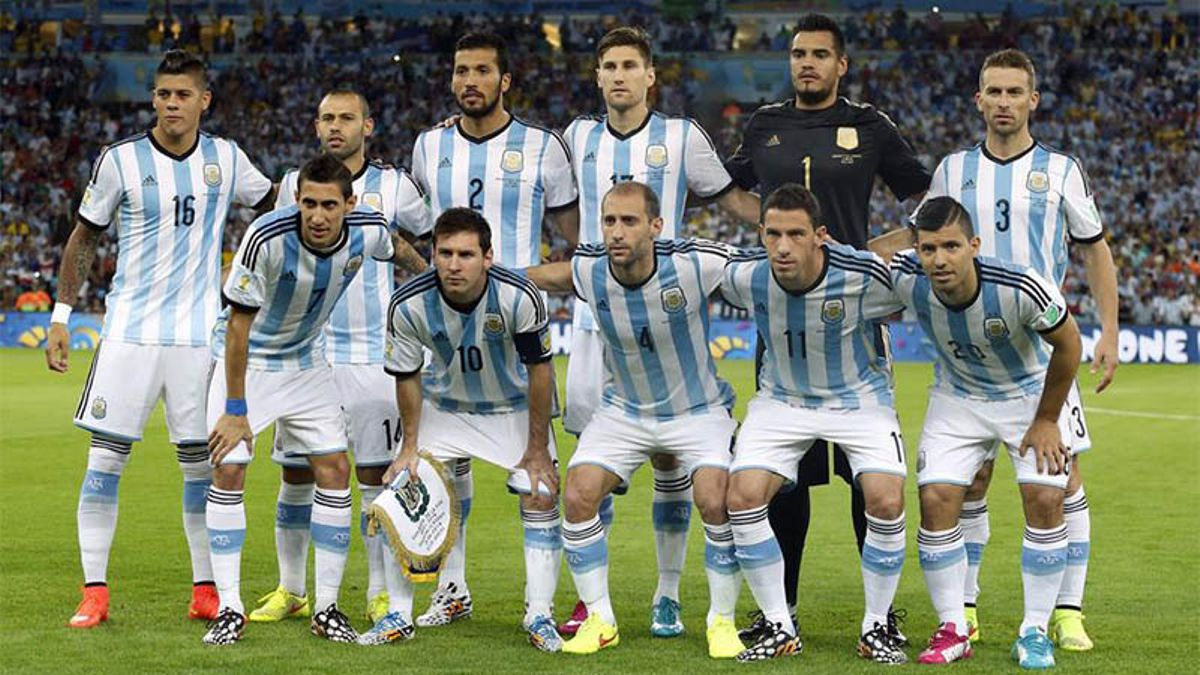 Argentina vs. Iceland: Pressure Is on the South Americans in the World Cup article feature image