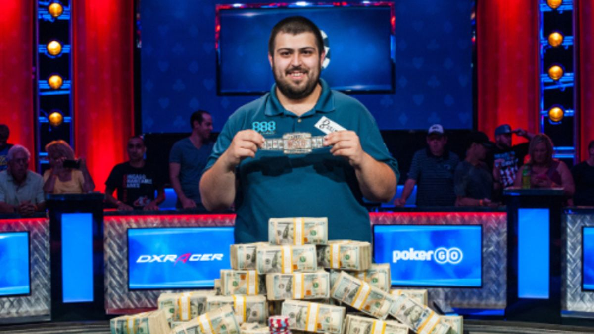 2018 Gambling Olympics Participant Profile: Scott Blumstein article feature image