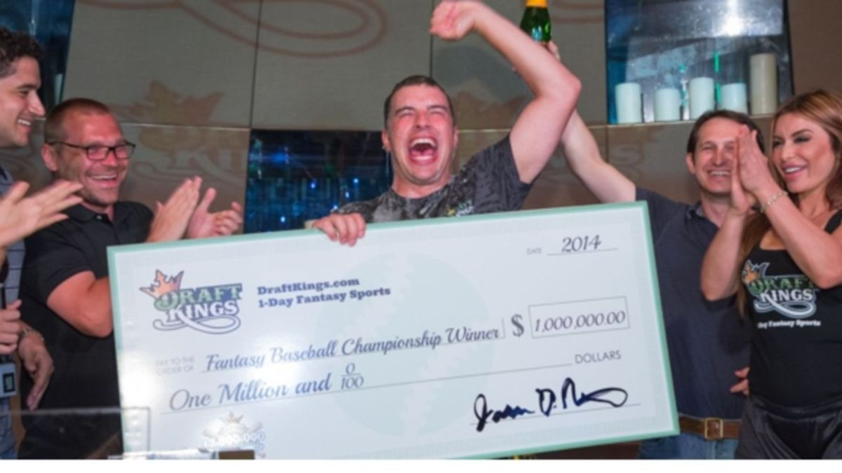 2018 Gambling Olympics Participant Profile: Peter Jennings article feature image