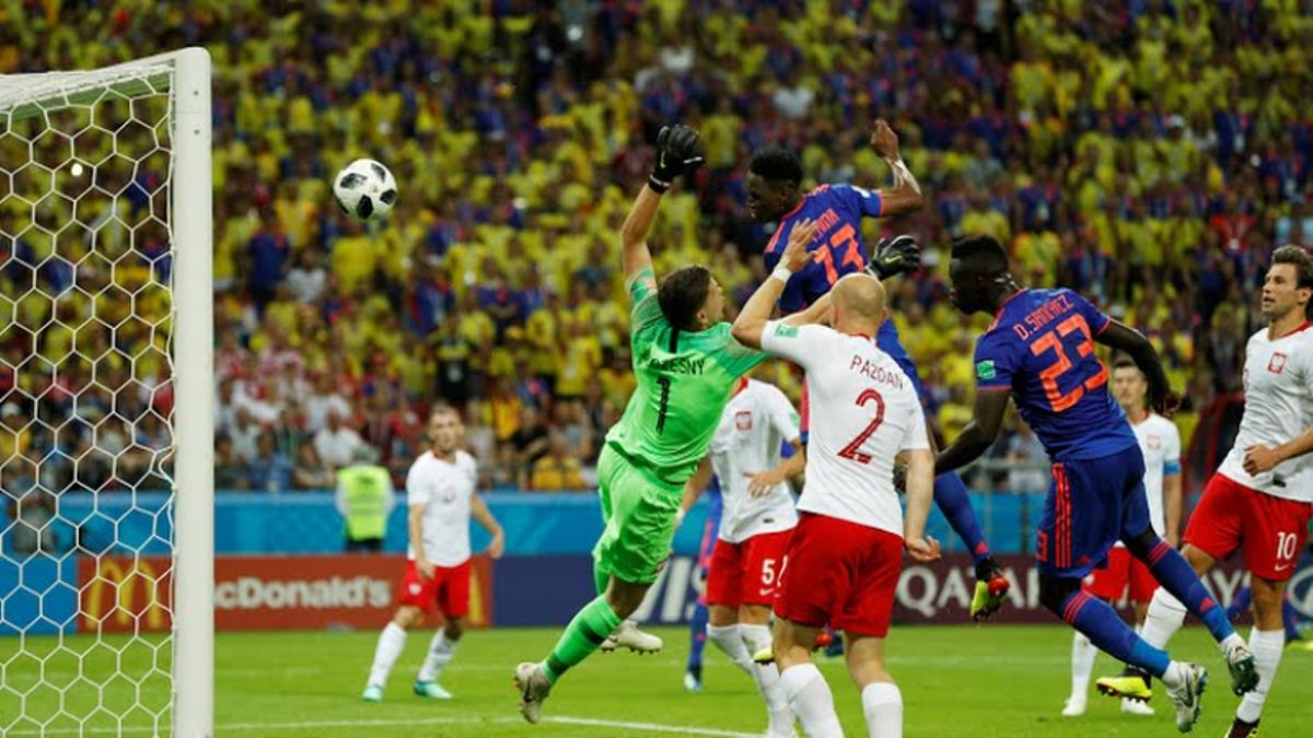 World Cup Day 11 Betting Recap: Overs Keep Cashing, Poland Eliminated by Colombia article feature image
