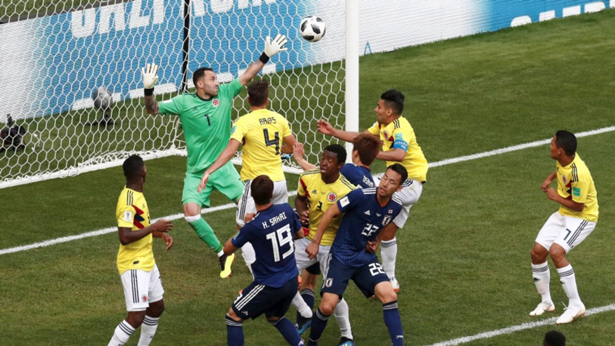 World Cup Sunday: Bettors Banking on Colombia to Bounce Back article feature image