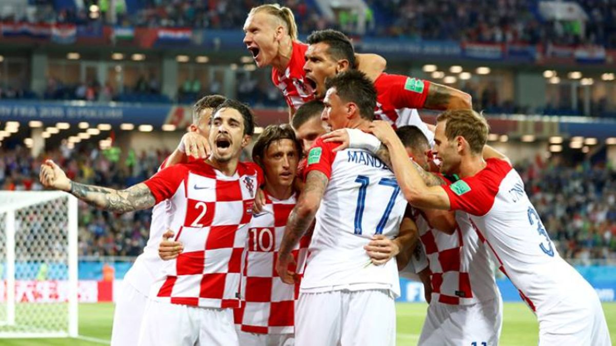 World Cup Sunday: Lopsided Betting Action on Croatia to Win Fourth Straight article feature image