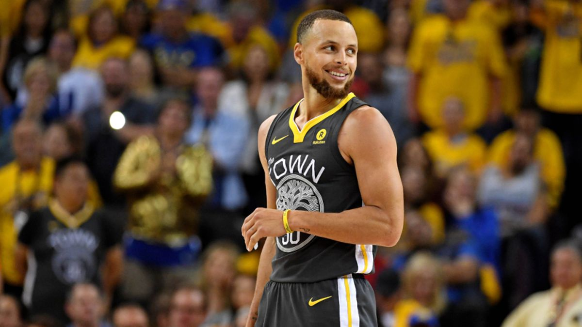 Warriors Open NBA Finals Game 3 as -5.5 Road Favorites article feature image