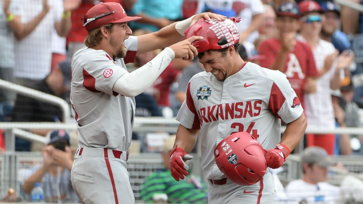 Arkansas Has Value in 2018 College World Series Final article feature image