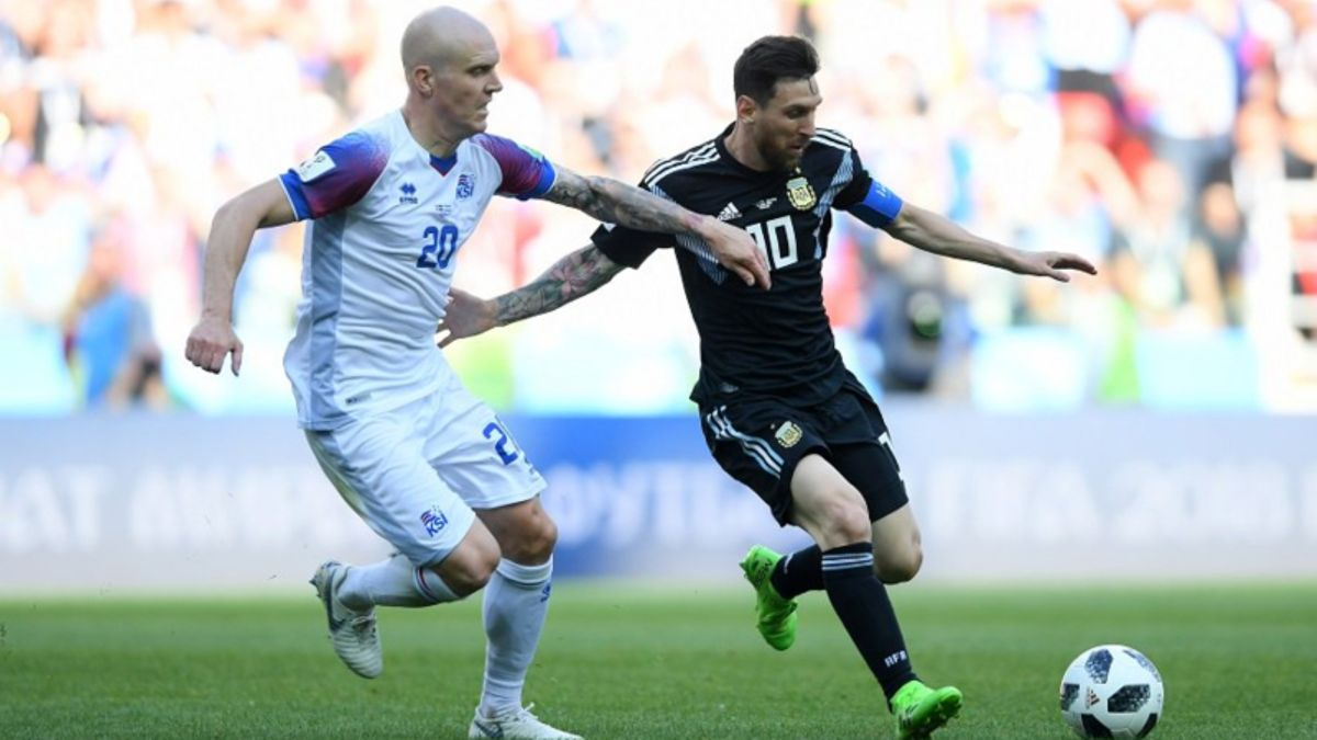 World Cup Day 3 Betting Recap: Iceland Earns Historic Point Against Argentina article feature image