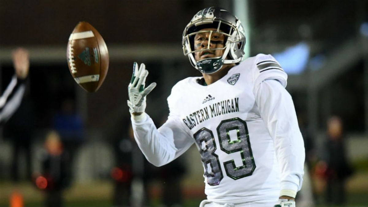 2018 MAC Betting Odds, Futures Pick: Eastern Michigan Ready to Make Its Move article feature image