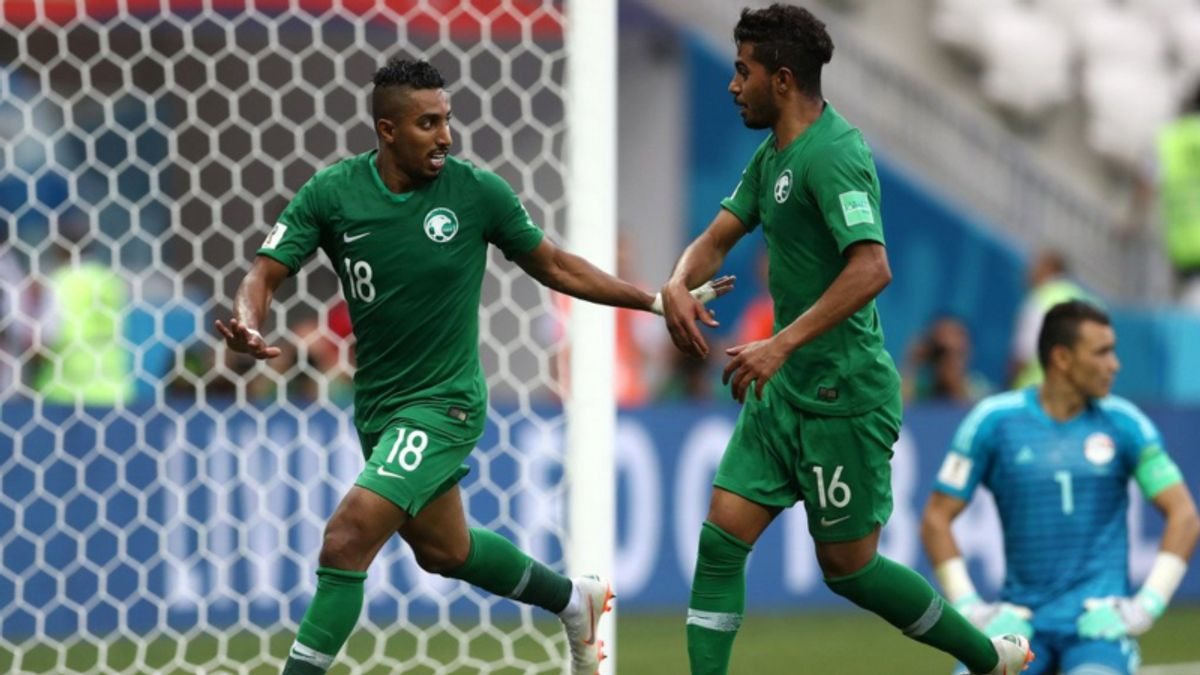 World Cup Day 12 Betting Recap: Saudi Arabia Pull Last-Second Upset Over Egypt article feature image