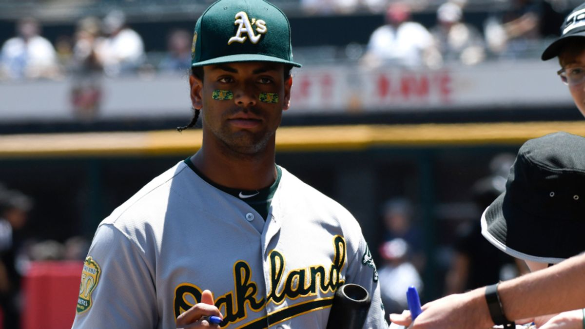 Marky's Thursday Forecast: Khris Davis Primed for More Dramatic Homers article feature image