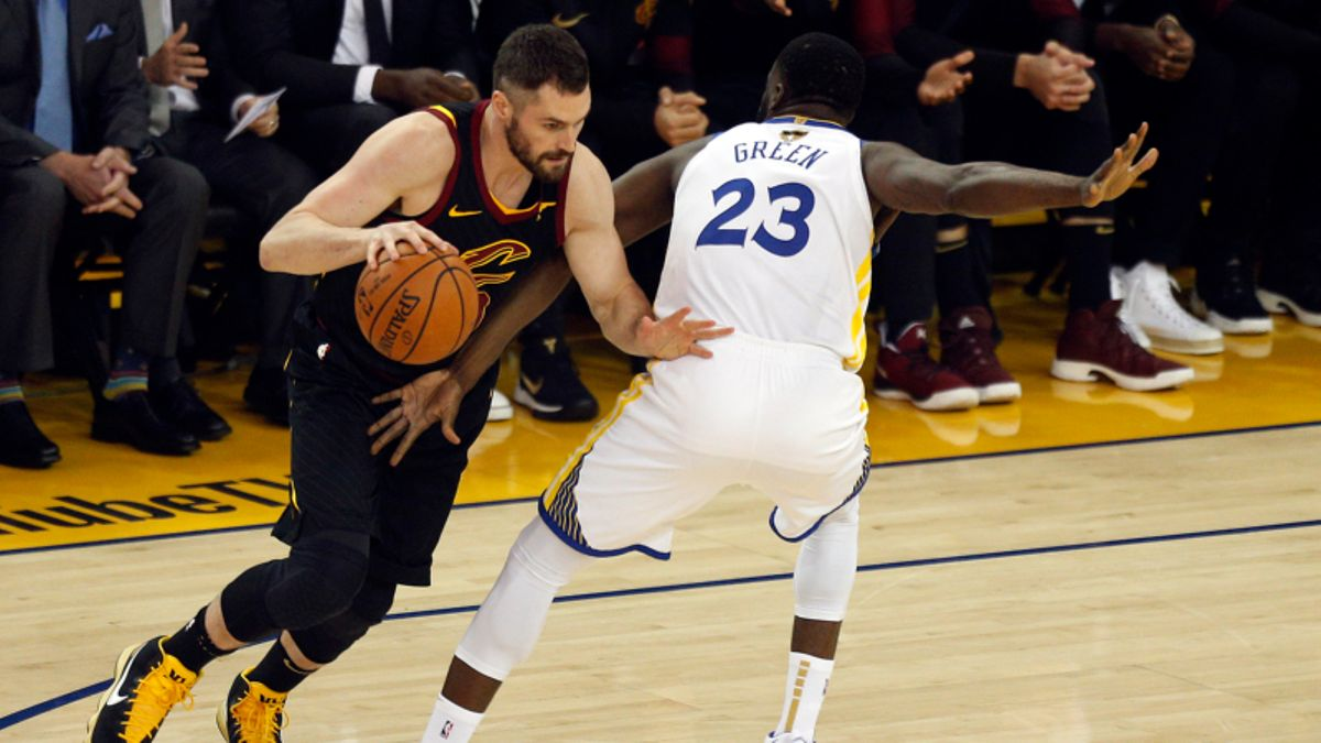 3 NBA Props for Sunday: Love Over/Under 17.5 Points? article feature image