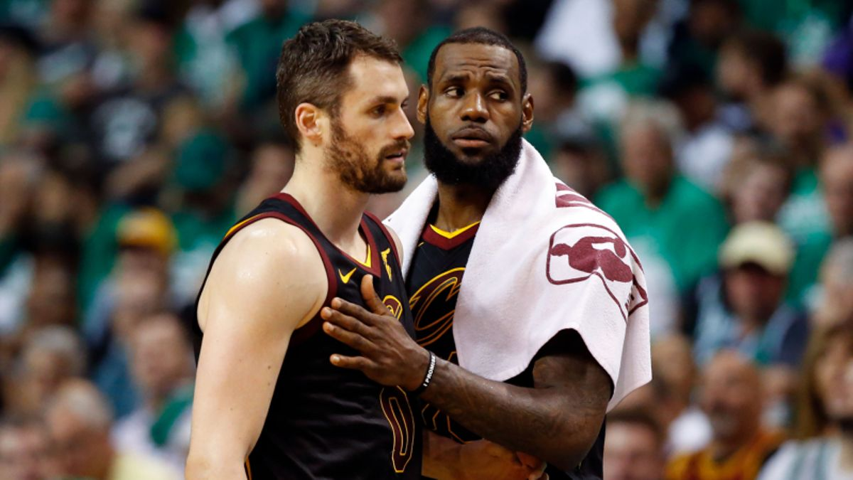 Locky: Why I'm Taking the Cavs and the Points in Game 2 article feature image