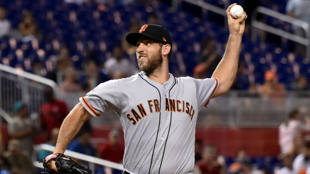 Thursday's MLB Over/Under: Inflated Total In San Francisco? article feature image