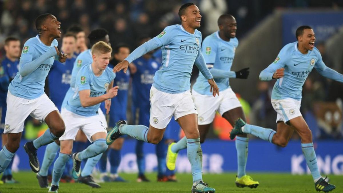 Manchester City Favored at Arsenal in Premier League Season Opener article feature image