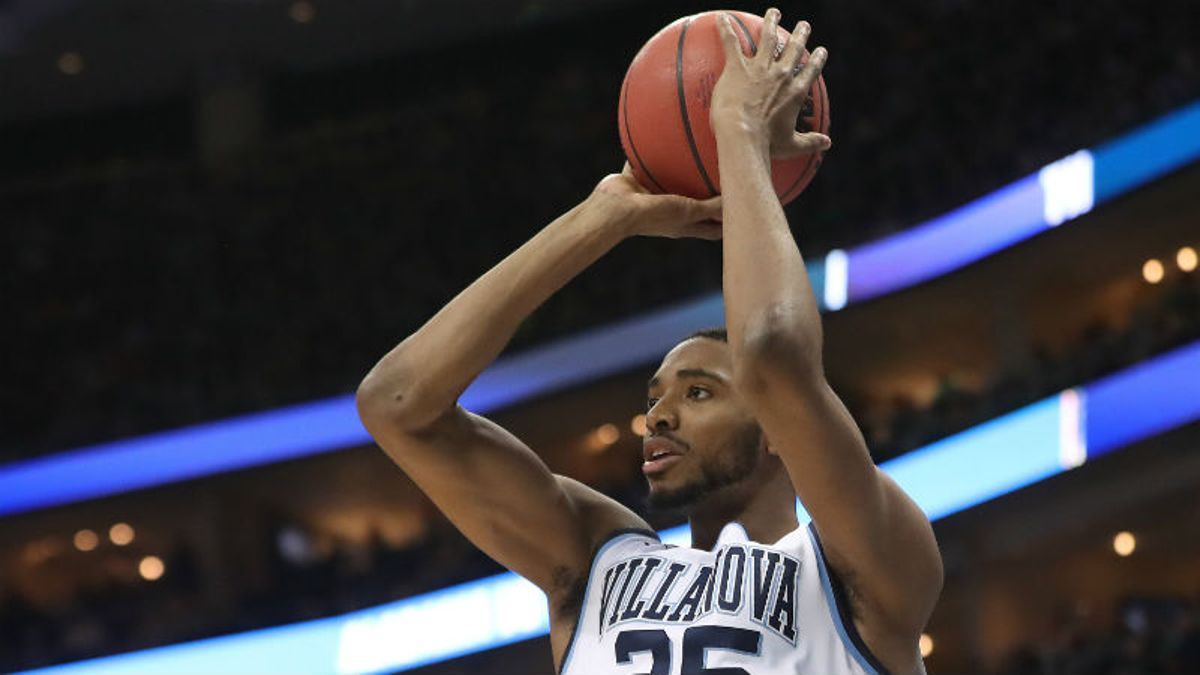 Why Mikal Bridges Will Fall Out of the Top 9 in the NBA Draft article feature image