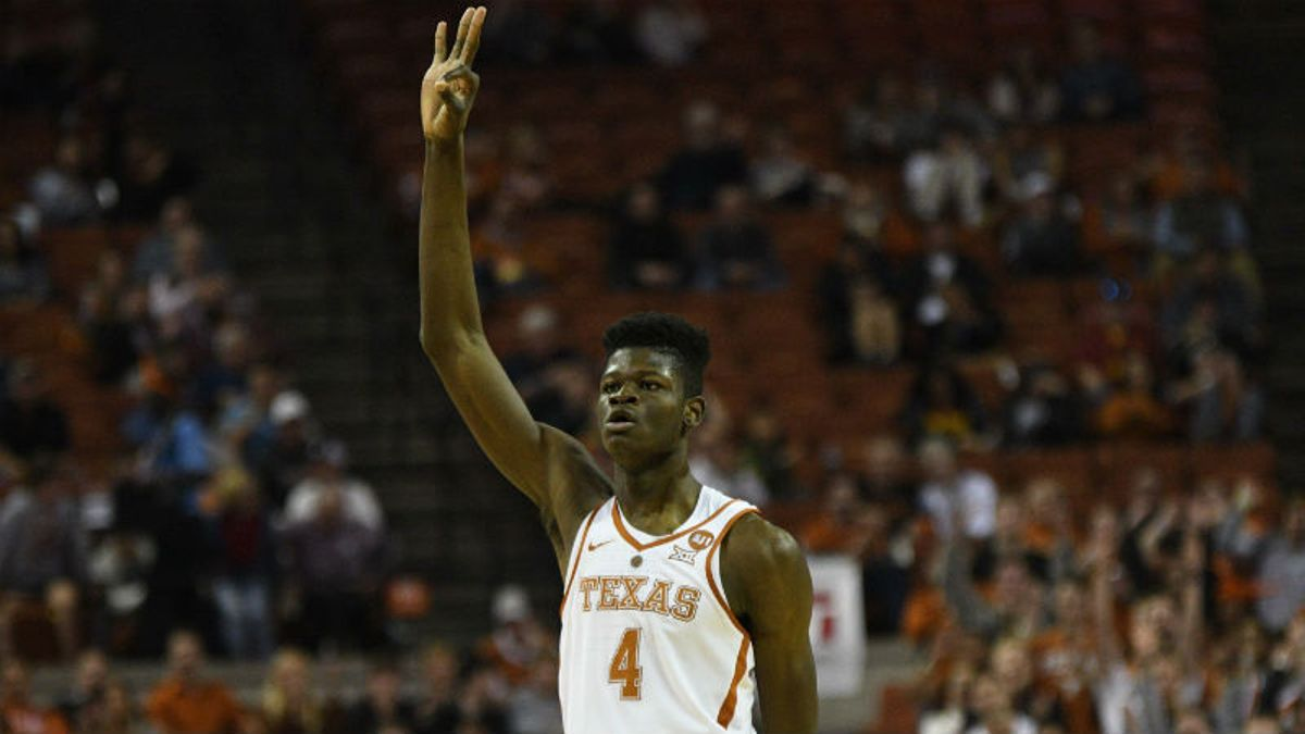 NBA Draft Prop: Mo Bamba's Hype Train Toward The Under Looks Real article feature image
