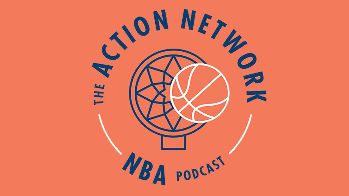 The Action Network NBA Podcast: Free Agency and Futures to Watch article feature image