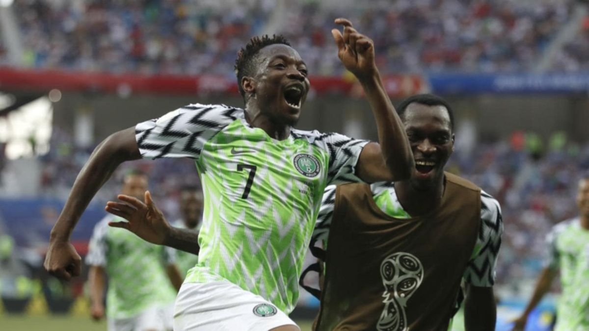 World Cup Tuesday: Nigeria Trendy Underdogs to Upset Argentina article feature image