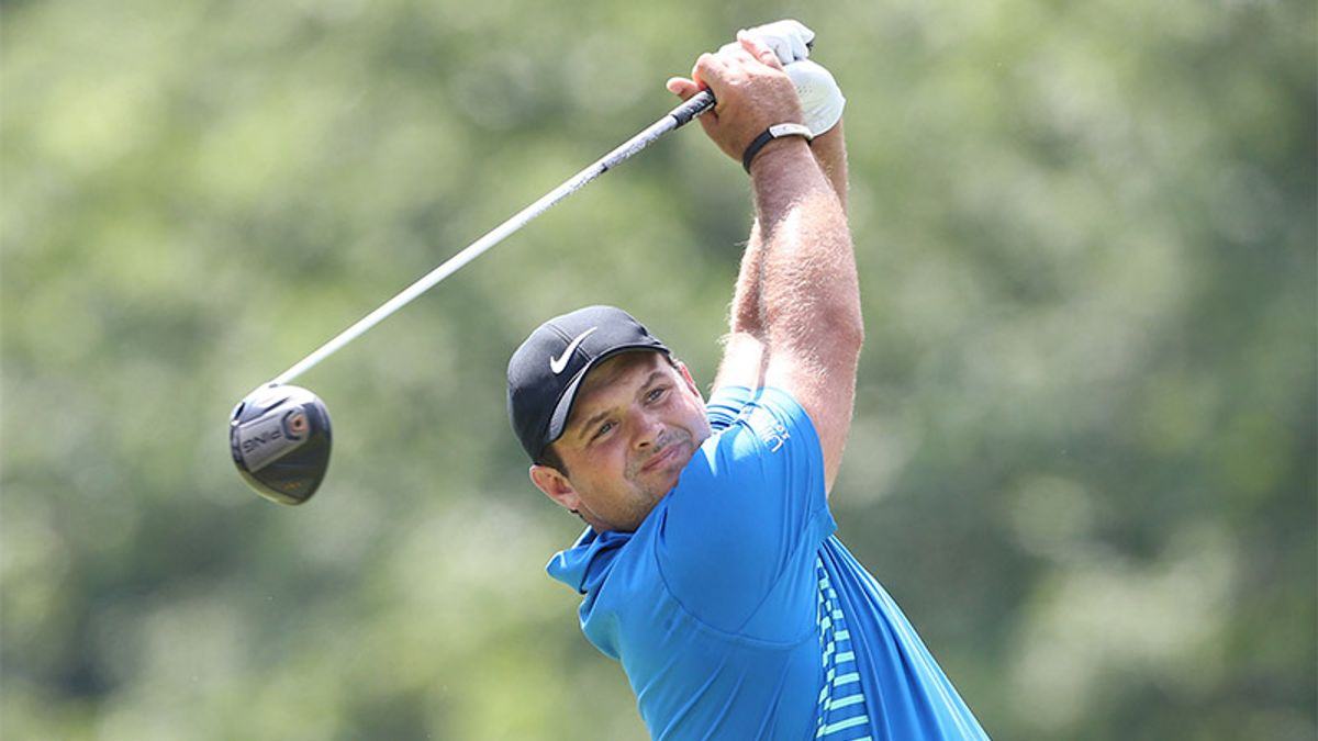 Will Patrick Reed Stay Hot at Shinnecock? article feature image