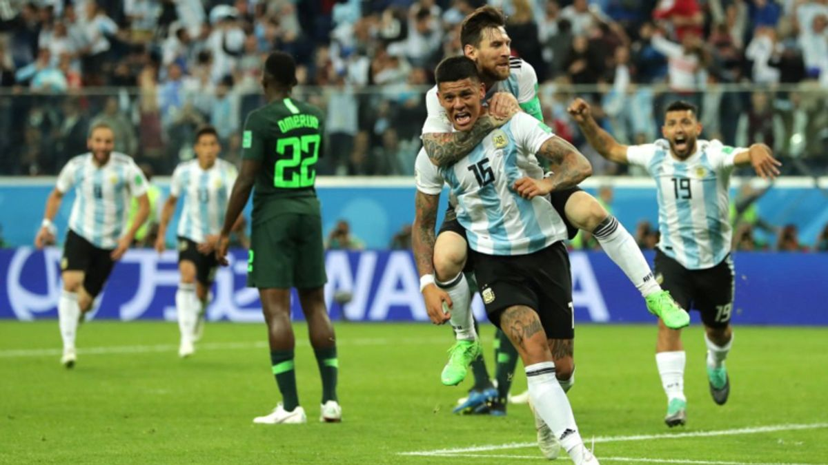 World Cup Day 13 Betting Recap: Rojo Saves Argentina Against Nigeria article feature image