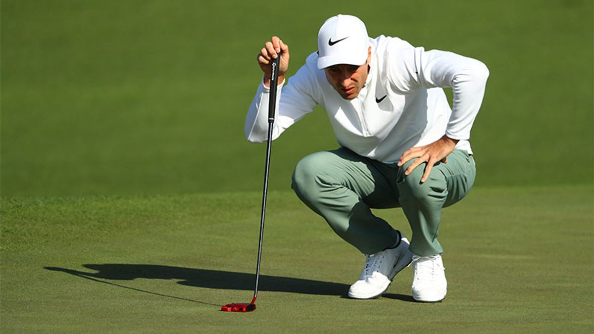 Ross Fisher's Short Game Will Hold Him Back at U.S. Open article feature image