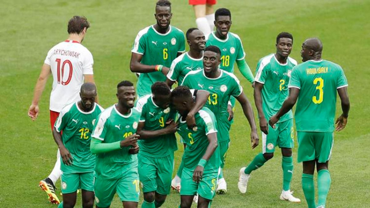 World Cup Day 6 Betting Recap: Senegal and Japan Earn Upsets, Russia Rolls article feature image