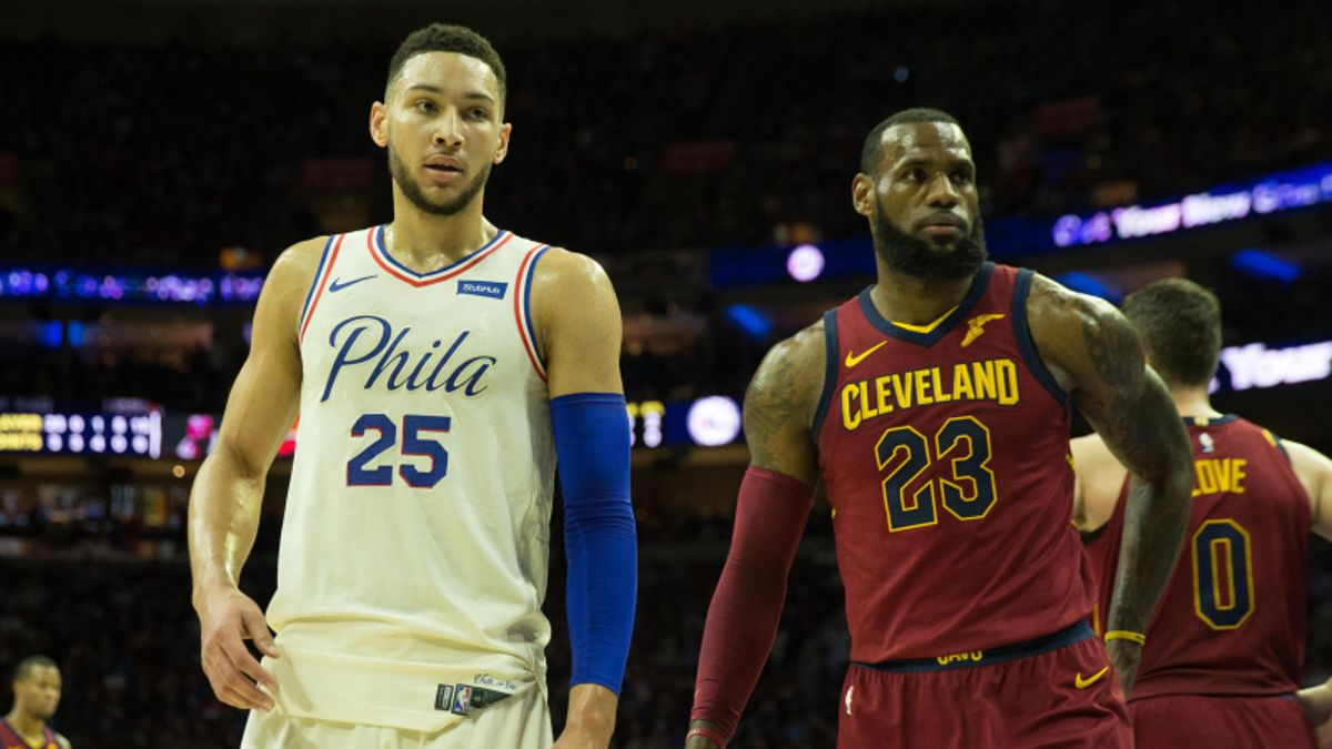 76ers Free Agency Scenarios: How Would LeBron James, Kawhi Leonard Fit? article feature image
