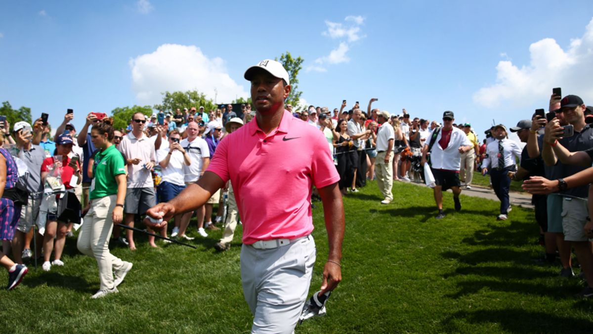 Again in Contention, Tiger Poised to Return to Winning Ways Soon article feature image
