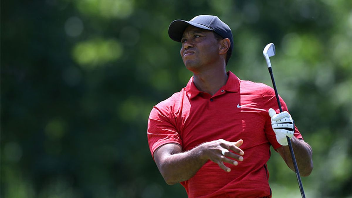 Tiger Will Win Soon, But Don't Bank on it at Shinnecock article feature image