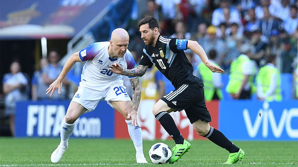 Will 90 Minutes be Enough to Decide France-Argentina? article feature image