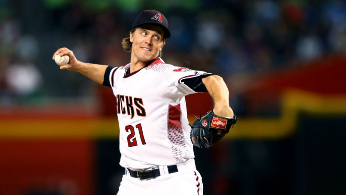 Zerillo's MLB Daily Betting Model, 7/5: Will Zack Greinke Continue to Shine in First 5? article feature image